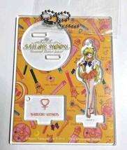 Sailor Moon Acrylic Keychain Stand Minako Aino Venus USJ Cool Japan 2018... - $35.63