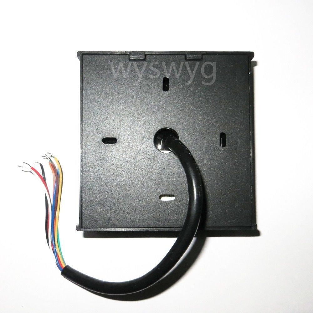 125K RFID ID TK EM Reader Weatherproof frost heat LED WG26 For Access control