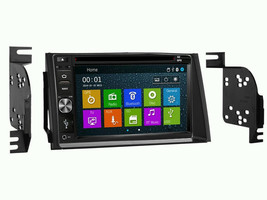 DVD GPS Navigation Multimedia Radio and Dash Kit for Hyundai Azera 2010 image 1