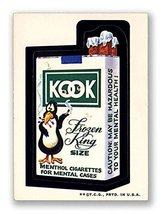 1974 Topps Wacky Packages KOOK 2nd Series M/NM - $7.83