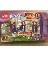 Lego friends Heartlake Sport Centre 41312 Pre-owned with instructions an... - $45.49