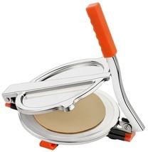 Stainless Steel Puri Roti Papad Chapatti Press Tortilla Pita Maker Free ... - $509,87 MXN
