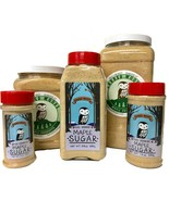 Maple Sugar - Made From Pure Vermont Maple Syrup - Free Shipping - $9.70+