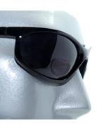WrapAround Sunglasses +2.00 Bifocal Reading Glasses with Cord Black Devi... - $24.00