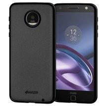 Amzer Pudding TPU Case -Black for Motorola Moto Z/ Motorola Moto Z DROID... - $9.85
