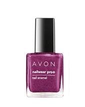 """Avon Nailwear Pro+ Nail Enamel """"Berry Smooth"""" - $4.25"""