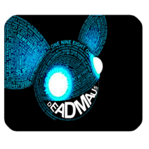 Mouse Pad Deadmau5 Logo Popular House Music Group Band For Game Anime - €8,00 EUR