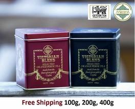 "Mlesna "" VICTORIAN BLEND "" Ceylon Tea Collection Loose Leaf tea .Free Shipping  - $14.50+"