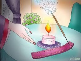 3 Magick Incense Relax me, enhance my willpower, Make me glow - $19.99