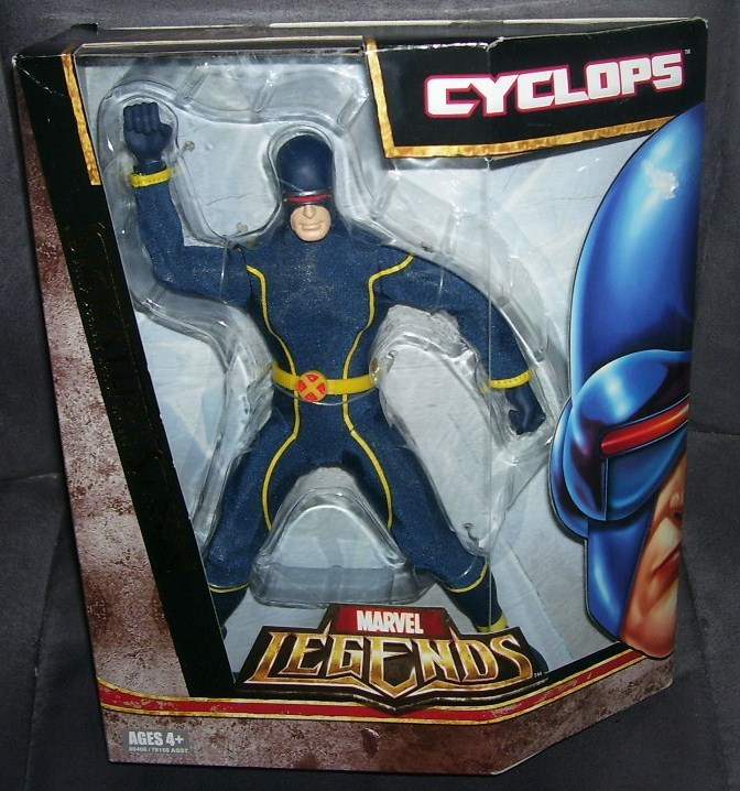 Marvel legends cyclops figure