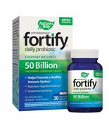 Natures Way Primadophilus Fortify Daily Probiotic, Extra Strength 30 cap... - $24.99