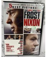Frost/Nixon DVD 2009 NEW Kevin Bacon Frank Langella Michael Sheen - $6.92
