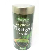 Tropical Green Superfoods Organic Wheatgrass Powder 3.5 oz - $13.99