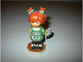 HUMMEL GOEBEL 1963 Charlot Byj Porcelain Figurine, Goebel #4 - $145.00