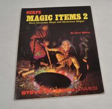 GURPS Magic Items 2 SC Book Steve Jackson Games RPG Sourcebook - $14.13
