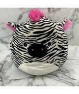 """Squishmallow Kellytoy 16"""" Tracey The Zebra with Pink Ears, Mane & Tail - $23.33"""