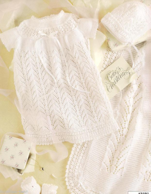Knit Layettes La3191 Knitting Patterns For And 31 Similar Items