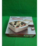 Anchor Ovenware Versatility Pan with Divided Cover ~ One Quart ~ NIB - $15.85