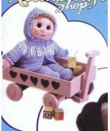 The Needlecraft Shop Crochet Pattern sample item