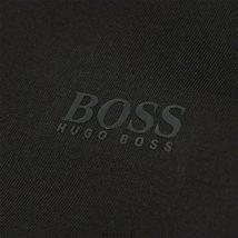 Hugo Boss Men's Sweater Zip Up Hoodie Sweatshirt Track Jacket Black image 7