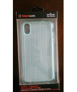 Blackweb Soft Touch Silicone Phone Case for iPhone Xs Max, Green Mint Te... - $7.87
