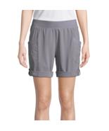 St. John's Bay Active Woven Pull-On Bermuda Shorts New Size S, XL, XXL P... - $14.99