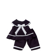 Rare Editions™Size 4T 2-Piece Navy Sailor Top and Pants Set Toddler Girl... - $27.56 CAD