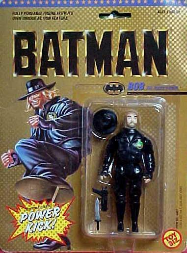 Batman bob gold