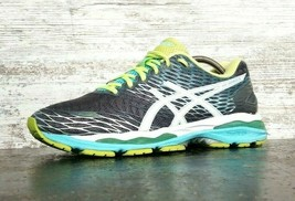 Women's Asics Gel Nimbus 18 Running Shoes SZ 9.5 D Wide Used Sneakers Tr... - $44.55