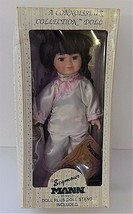 Seymour Mann Connoisseur Collection Li Ling Asian Doll Tags Stand 1996 Vintage - $29.69