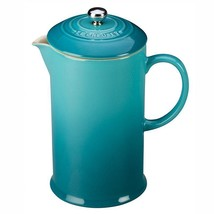 Le Creuset French Press - Caribbean - £88.48 GBP