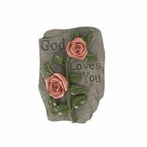 God Loves You Christian Inspirational Kitchen Fridge Magnets High Streng... - $15.73