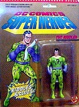 The Riddler Action Figure 1989- DC Comics Super Heroes  - $15.00