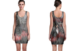 Alice Cooper Collection #2 Women's Sleevless Bodycon Dress - $21.80+