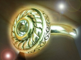 HAUNTED RING 7000X CROWN SECRETS OF POWER NO DEALS EXTREME MAGICK 7 SCHOLARS - $300.77