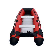 BRIS 10ft Inflatable Boat Dinghy Yacht Tender Fishing Pontoon Boats image 7