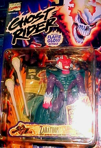 Ghost Rider Zarathos Marvel