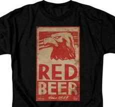 Archer t-shirt Red Beer animated TV comedy sitcom graphic tee TCF629 image 2