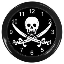 Pirate Decorative Wall Clock (Black) Gift model 16469699 - $19.99