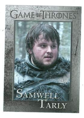 Game of Thrones trading card #36 2013 Samwell Tarly