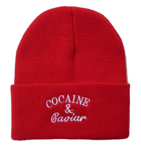 New Urban Hiphop Coca Caviar inspired Unisex Winter Hat Beanie Many More... - $19.99