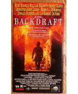 Backdraft (VHS, 1991) Freebie! You just pay the shipping - Freebie