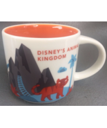 Starbucks Disney Animal Kingdom Version 2 You Are Here Collection Mug NE... - $67.00