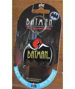 Batman as a bat with logo key chain made In England UK European - $12.59