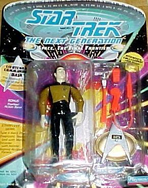 Star Trek The Next Generation- Lieutenant Commander Data