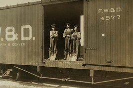 3 Boys in Box Car - Art Print - $19.99+