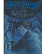 Harry Potter and the Order of the Phoenix 5 by J. K. Rowling hc/dj 1st, ... - $16.78