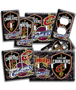 CLEVELAND CAVALIERS BASKETBALL TEAM LIGHT SWITCH OUTLET WALL PLATE ROOM ... - $8.99+