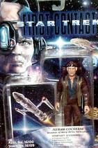 Star Trek - Zefram Cochrane  STAR TREK  First Contact - $19.50
