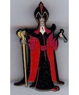Disney Aladdin Villain Jafar hand out UK plastic Pin/Pins - $12.59